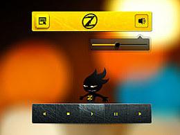 站酷Z一下音乐播放器