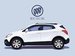 A Buick encore