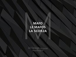 MAFO UI Design