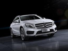 Mercedes-Benz GLA CGI