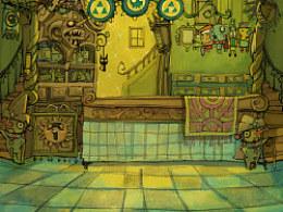 05~09年几个动画场景(拉出来晒晒)