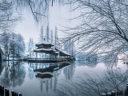 杭州雪景【雪景】