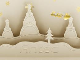 2010创意圣诞贺卡