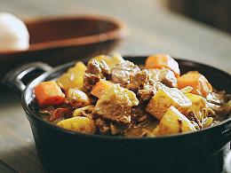 味蕾时光 | 咖喱牛肉