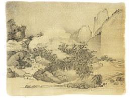 《译》——关于中国绘画经典作品的铅笔讨论