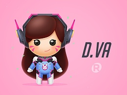OH MY D.VA(附壁纸)