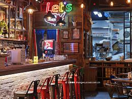 上屋摄影|王府井 Let's bar(夜)