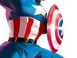 漫威漫画同人-美国队长