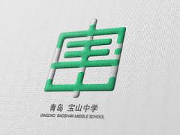中学logo