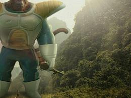 《金刚:骷髅岛》×《龙珠Z》!!!!!