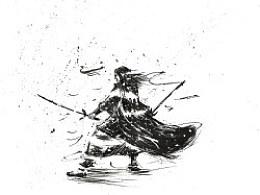 剑客武士图片