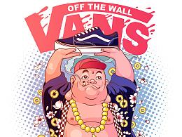 #VANS艺术家#艺术TEE图案征集活动