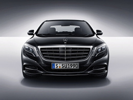 Mercedes-Benz S600 渲染练习