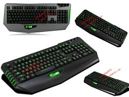 达尔优键盘造型设计 IDEA达尔优X-元素合金版游戏键盘