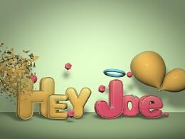 C4D气球字体-练习