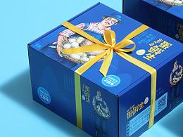 蛋鲜生包装拍照