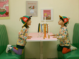 童装拍摄 品牌:MARUKOHAHA