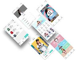 商城app界面设计