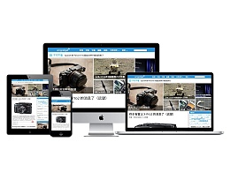 engadget响应式网站设计