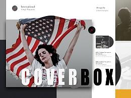 CoverBox国际黑胶_ipad端