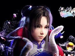 """""""灵""""心慧性,""""儿""""女情长,""""月""""貌花庞,""""如""""梦一场 ---- 仙剑如梦"""