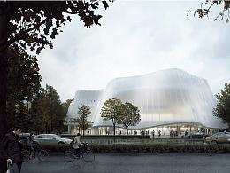 MAD 中国爱乐乐团音乐厅设计