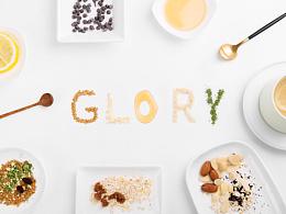 Glory 曲奇饼干拍摄