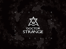 奇异博士 周边设计Logo of Doctor Strange by gsmike  by gsmike