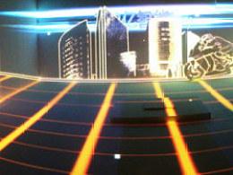 多媒体裸眼3D互动投影秀