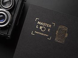 李小平摄影logo设计(提案)