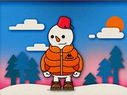 雪人也是人