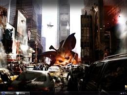 新年换个新桌面猫女 钢铁侠 蜘蛛侠 英雄联盟 蝙蝠侠 金刚狼一起随便拼的桌面壁纸