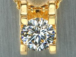珠宝摄影/吊坠/K金/钻石