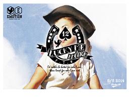 "EMOTION品牌2014夏季""Lucky Me""系列型录"