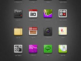 iPhone图标练习