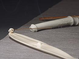 【吾心道场】 吾心禅境之知竹 线香插套装 艺术香道茶空间摆件