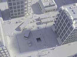 心灵透亮·微光城市(图片+动画视频)