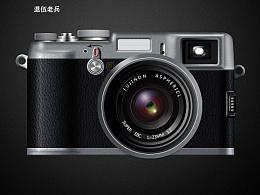 写实拟真相机