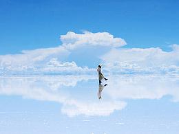 在最好的时间遇见你——天空之镜
