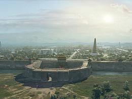 《大话西游2》 ChangAn city