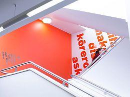 成都摩品空间形象设计公司-惠灵顿校区图书馆空间形象设计欣赏