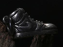 时尚小挂饰-鞋子