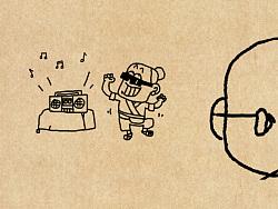 小明漫画——农夫与和尚4