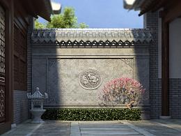 临济寺展厅外观改造方案