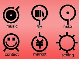 简单icon练习