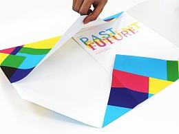 Monotype未来纸样本设计