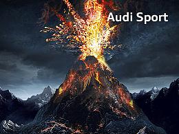 奥迪sport-赤焰