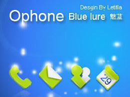 Ophone参赛作品《OphoneBlueLure魅蓝》