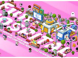 《Fun Hospital》《逗趣医院》游戏设定。