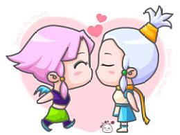 梦幻西游人物 卡通原创设计